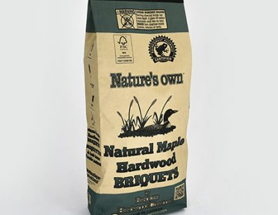 Nature's Own 100% Natural Briquettes