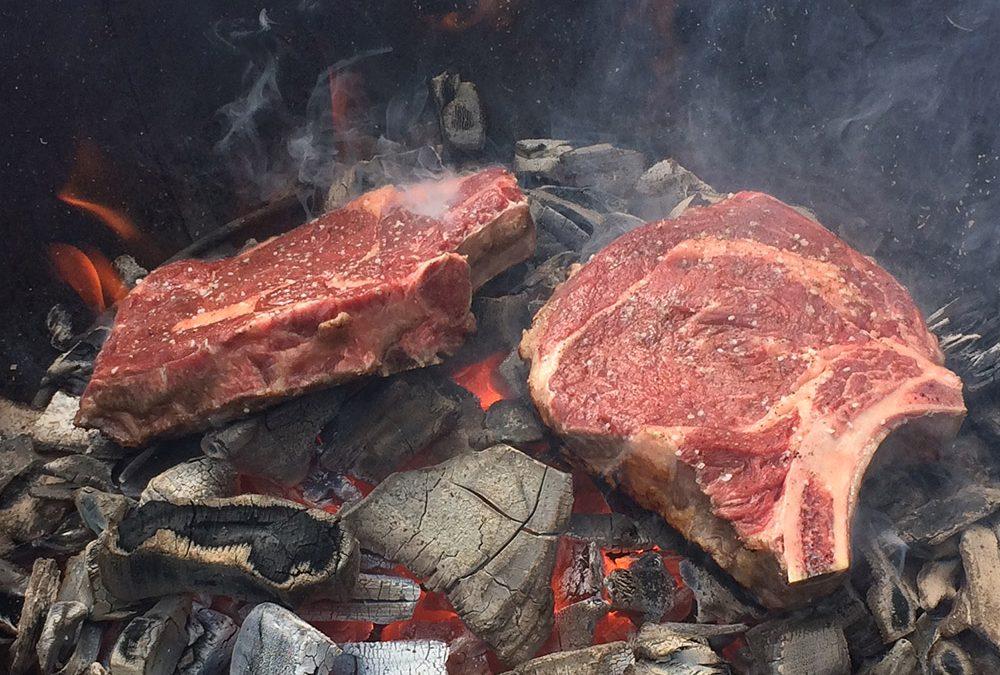 Kick steaks